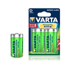 Batteria ricaricabile Varta D 3000 mAh