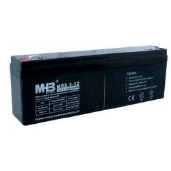 Batería de plomo 12V 2.3A
