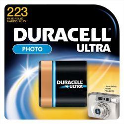 Pilas Duracell DL223A