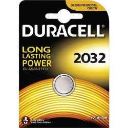 Batteries CR2032 DURACELL