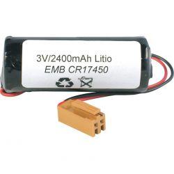 Batterie Lithium CR17450