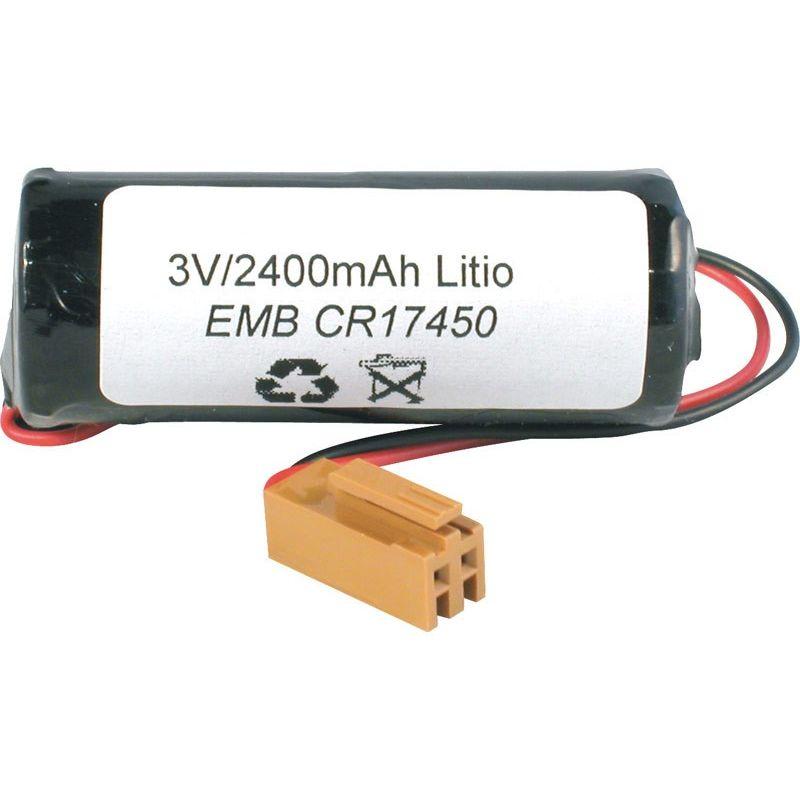 Batteria al litio CR17450