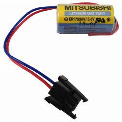 Pila de litio Mitsubishi ER17330V