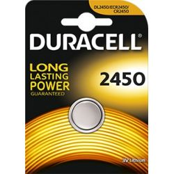 Pilas Duracell DL2450