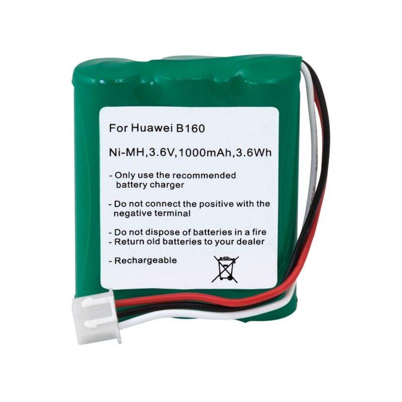 Batería 3.6V 1000mah