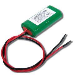 600mah batteria 4.8v