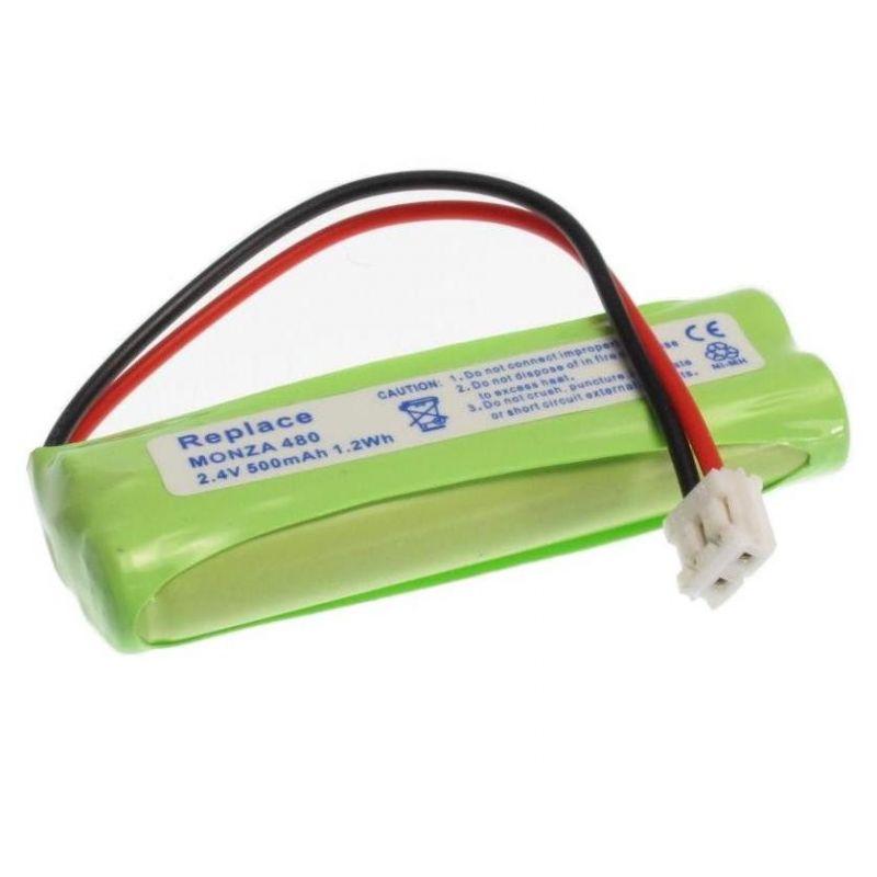 Batería teléfono inalámbrico 2.4v 500mah GP1010