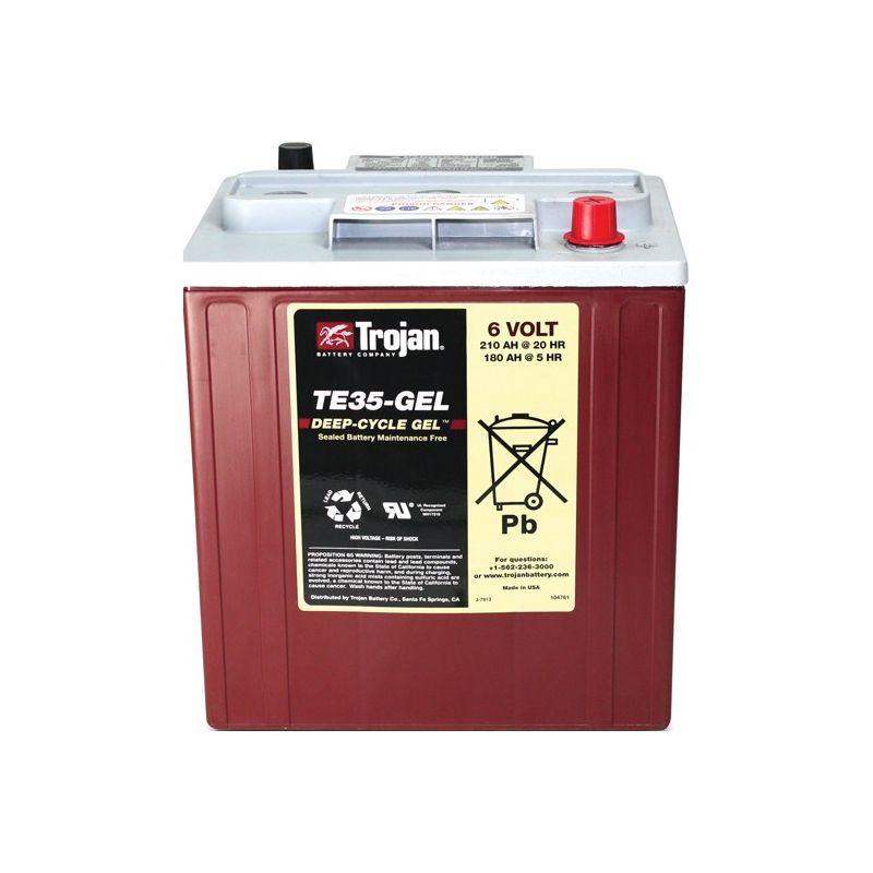 Batería TROJAN TE35-GEL