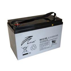 Batería plomo Ritar 12V 100A