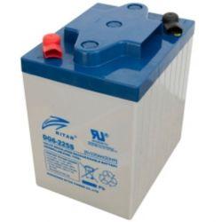 Batteria gel 6V 225A Ritar