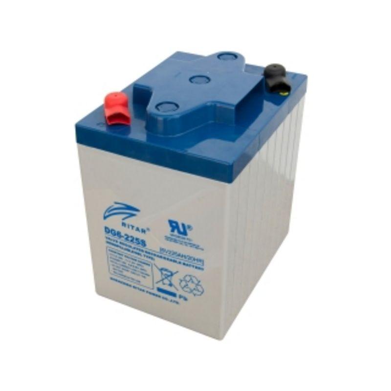 Batería Gel Ritar 6V 225A