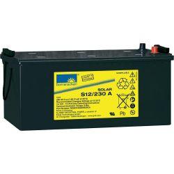 Batteria 12V 230Ah Sonnenschein
