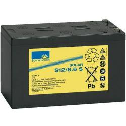 Batería 12V 6.6Ah Sonnenschein