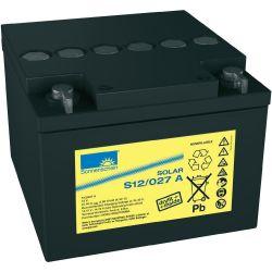 Batteria 12V 27Ah Sonnenschein