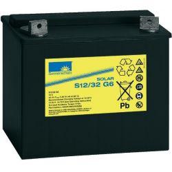 Batteria 12V 32Ah Sonnenschein