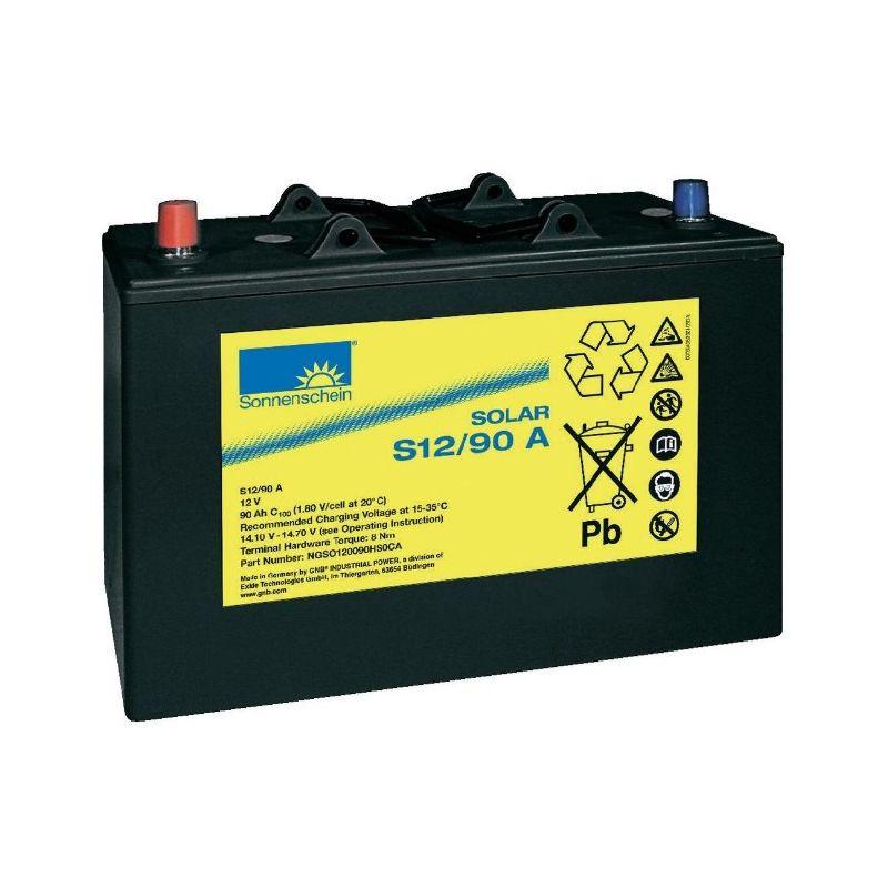 Batteria Sonnenschein12V 90 ah