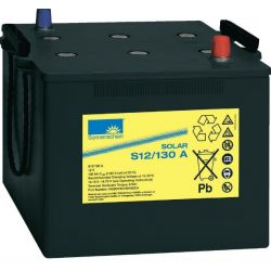 Batería Sonnenschein 12V 130Ah