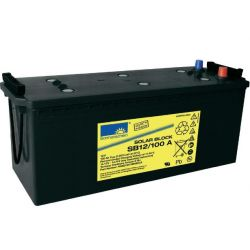 Batería Sonnenschein 12V 60Ah