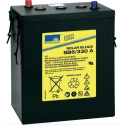 Batería Sonnenschein 6V 330Ah