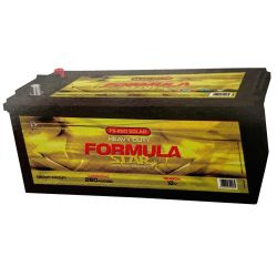 Solar batterie 12V 260Ah Formula Star