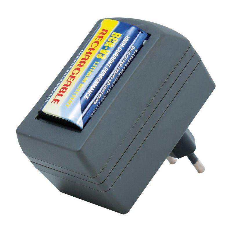 Cargador + Batería Recargable CR-V3