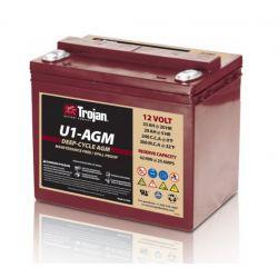 Batterie Trojan U1-AGM