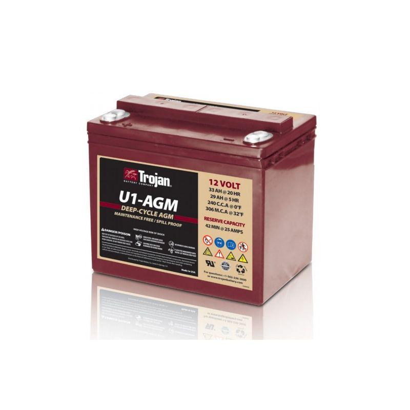 Batería Trojan U1-AGM