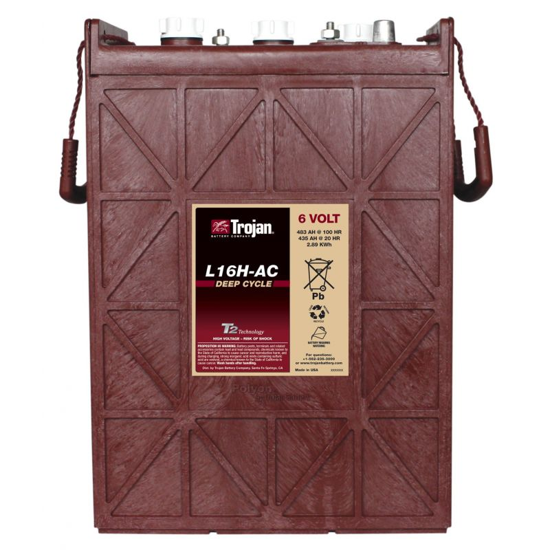 Batteria Trojan L16H-AC