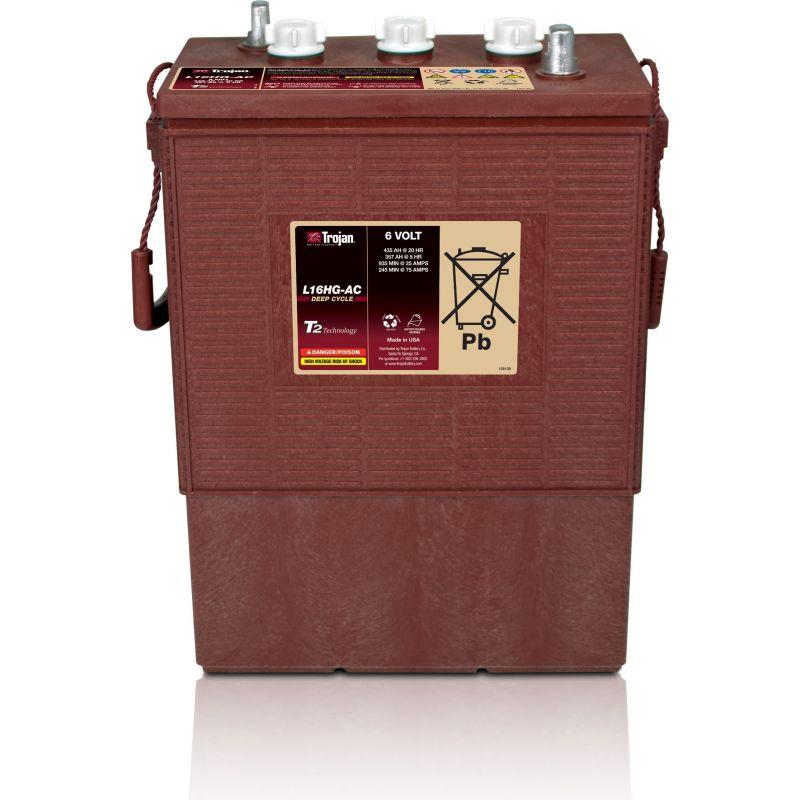 Batteria Trojan L16HG-AC