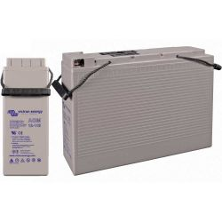 Batteria Victron 12V 115 Telecom