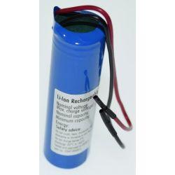 Pacco Batterie al Litio 18650 3.7 v 2600mAh