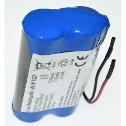 Pacco Batterie al Litio 18650 3.7 V 5200mAh