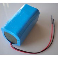 Pack Lithium 18650 7.4 V 5200mAh