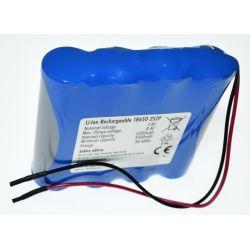 Ingrandisci Pack Batterie al Litio 18650 Batteria 7.4 V 5200mAh