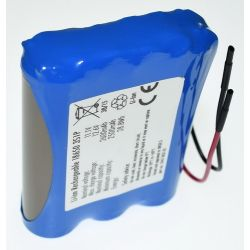 Ver más grande Pack Baterías Litio 18650 11.1V 2600mAh