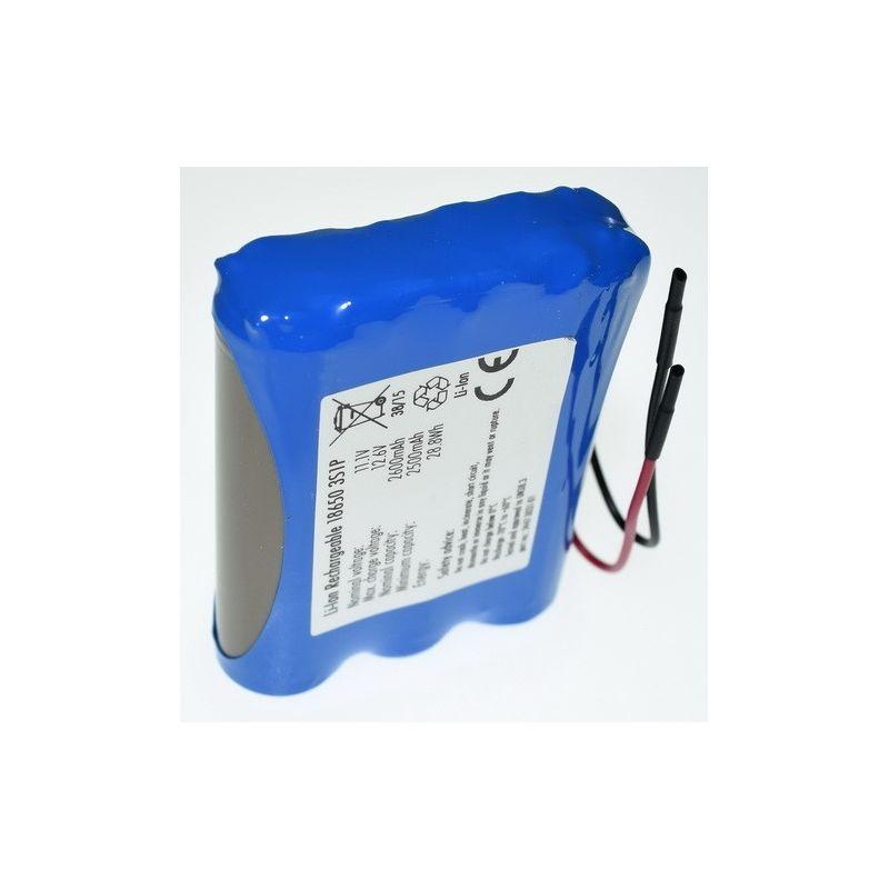 Ingrandisci Pack Batterie al Litio 18650 11.1 V 2600mAh