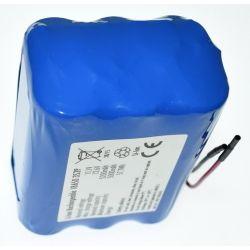 Pacco Batterie al Litio 18650 Batteria 11.1 V 5200mAh