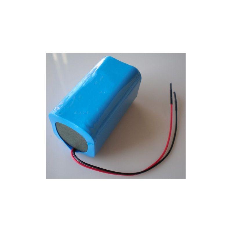 Pacco Batterie al Litio 18650 14.8 V 2600mAh