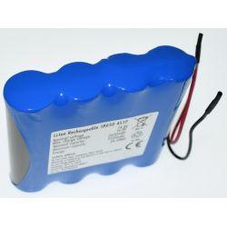 Pack Lithium 18650 14.8 V 2600mAh Online