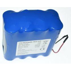 Pack Baterías Litio 18650 14.8V 5200mAh