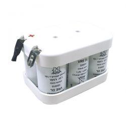 Batería Luces emergencia 6V 4000mah flasco