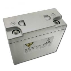 Batteria LiFePO4 12V 22Ah con bluetooth