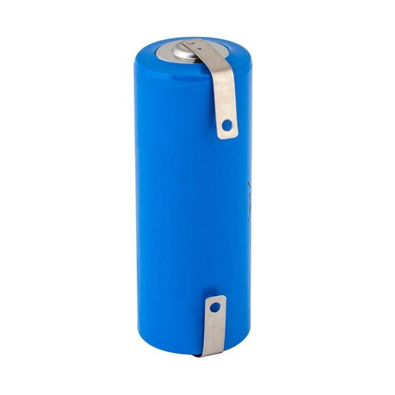 Batteria al litio CR17450 con terminali