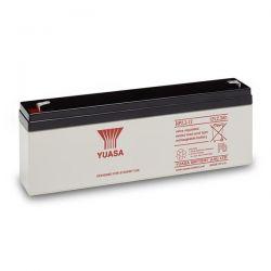 Batería plomo 12V 2.3Ah YUASA