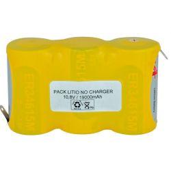 Lithium-batterie 10,8 V 19000mAh