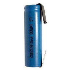 Batería Litio IRC14500 750mAh