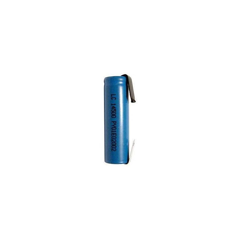 Batteria al Litio IRC14500 750mAh