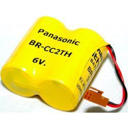 Pila litio Panasonic BR CCF2TH