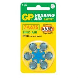 Pilas audífonos GP...