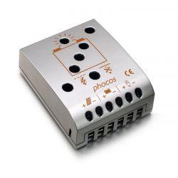 Regulador de Carga Solar Phocos 12V 5A